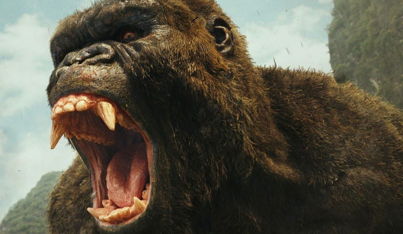 Kong is ready to fight Godzilla in 2020. Image: Warner Bros.