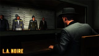 Illustration for article titled Investigate Four New L.A. Noire Screens