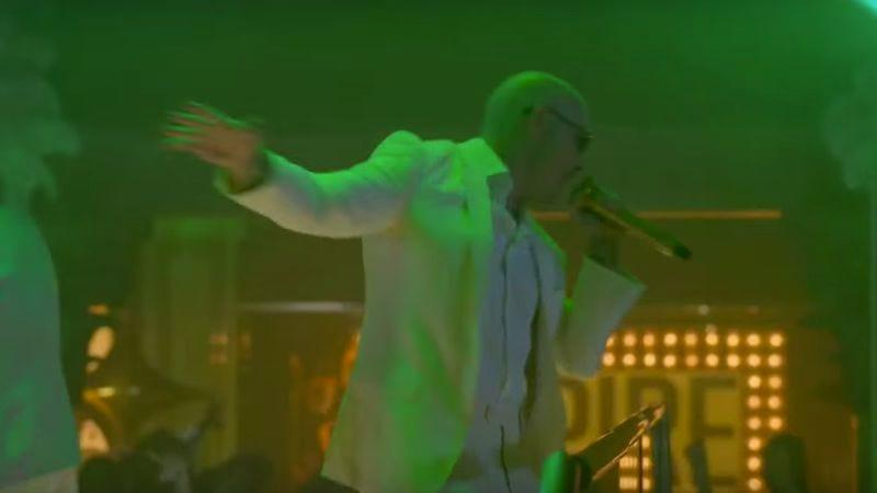 Pitbull on Empire