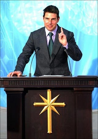 Illustration for article titled The French Are Not Buying This Scientology Thing