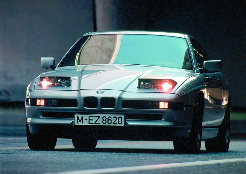 The 8Series Was One Of BMWs Best Failed Experiments