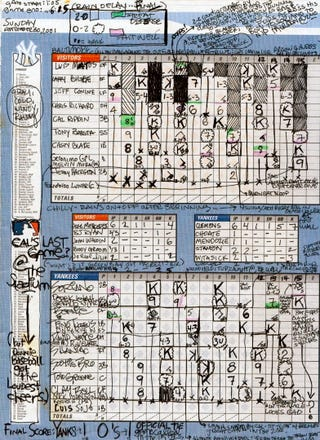 Illustration for article titled Cal Ripken's Final Game At Yankee Stadium