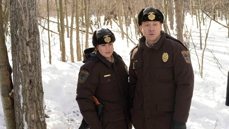Illustration for article titled Fargo is elaborate, gorgeous fan service