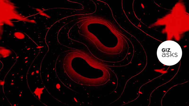 Illustration for article titled What Happens When Two Black Holes Collide?
