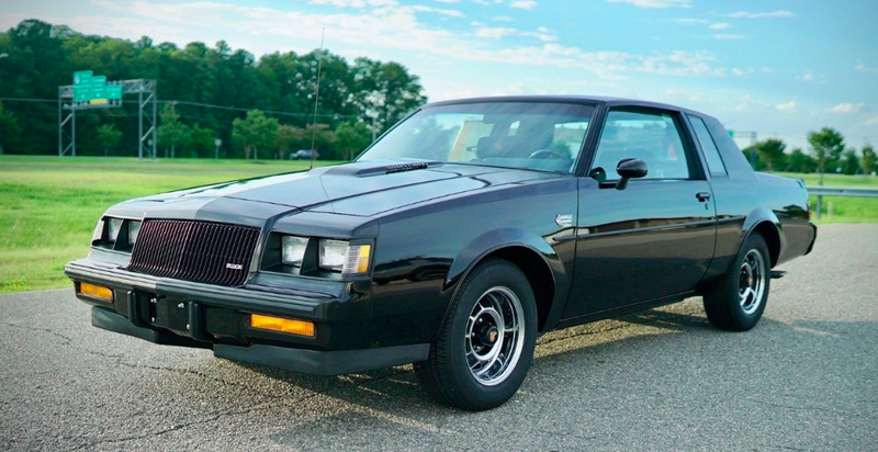 We All Missed Our Chance To Buy This Incredible Buick Grand National With Only 74 Miles