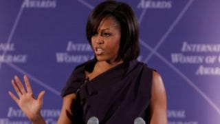 First lady Michelle ObamaChip Somodevilla