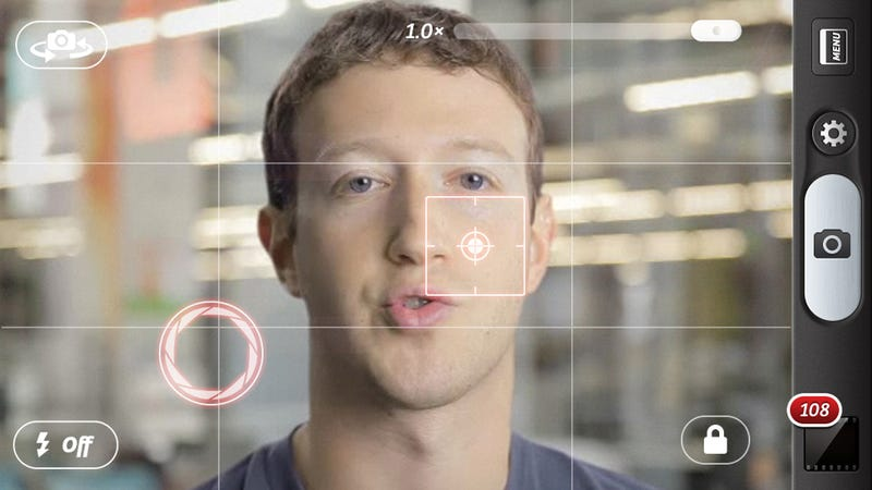 Illustration for article titled We'll Pay You for Photos of Mark Zuckerberg