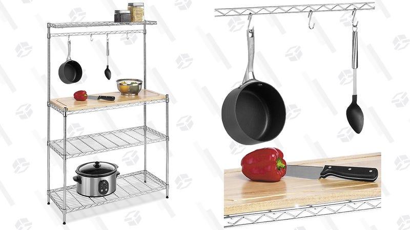 Whitmor Supreme Baker's Rack | $60 | Amazon