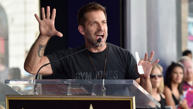 Zack Snyder reveals plot details and a time of release for Army Of The Dead