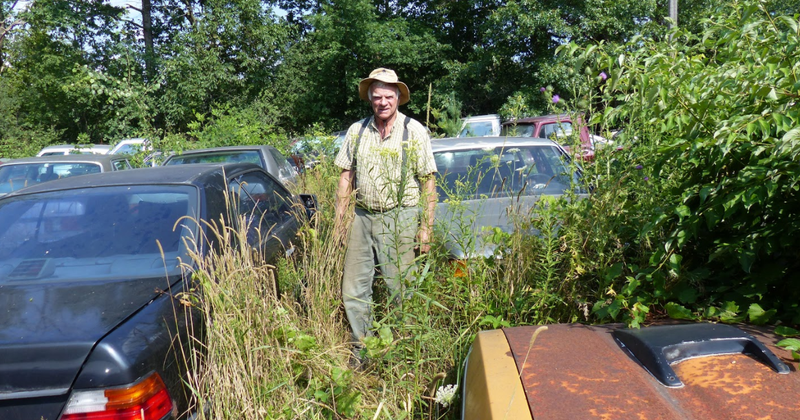 Illustration for article titled Michigan Man Forced To Sell 20 Cars A MonthHas Scrapped 'At Least 75' Cars