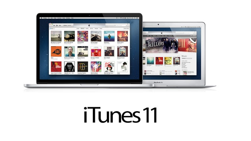 a49533533c Illustration for article titled iTunes 11 Is Finally Out: Here's What&