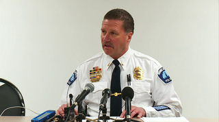 Lt. Bob Kroll, head of the Minneapolis police unionCBS News screenshot