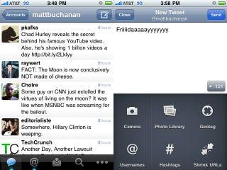 Tweetie 2 Review: The Best iPhone Twitter App, Period