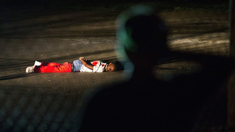 Illustration for article titled Three Civilians Shot, More Than 100 Arrests Made in Ferguson