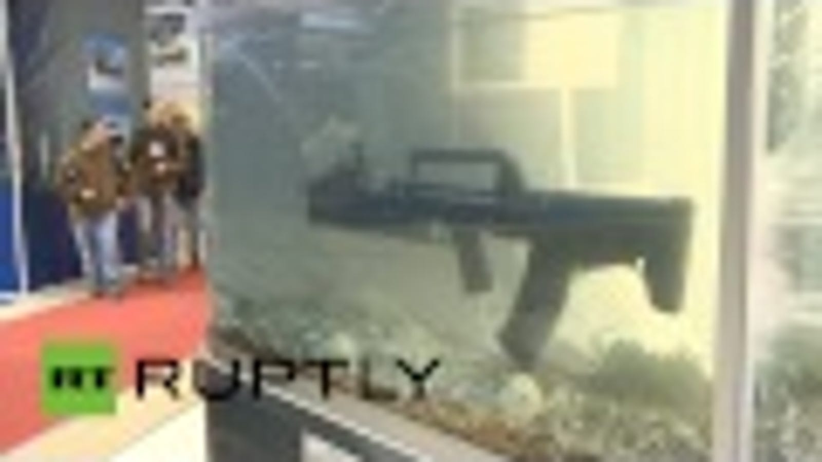 This Russian Rifle Fires 800 Rounds Per Minute--Underwater