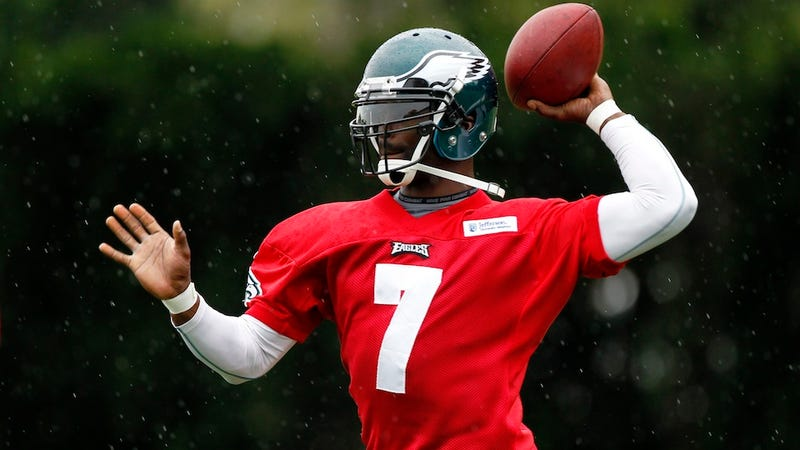 "Illustration for article titled Michael Vick On The Eagles: ""I Think We Have A Chance To Develop A Dynasty"""