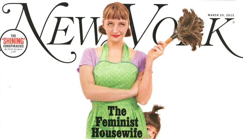 Illustration for article titled Women Profiled in 'Feminist Housewives' Piece Say 'New York' Misquoted and Misrepresented Them