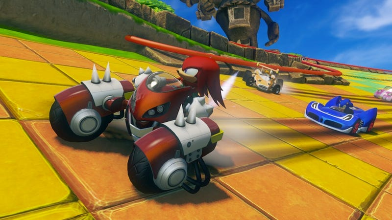 Illustration for article titled Piss Off Your Friends Once Again In Sonic & All-Stars Racing Transformed