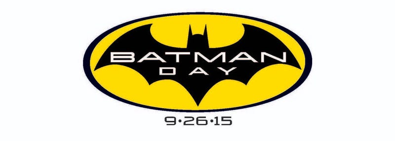 Illustration for article titled Batman Day Has Gotten Too Commercial