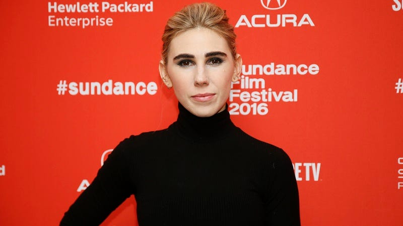 Illustration for article titled Girls' Zosia Mamet Will Play Patti Smith in Upcoming Biopic