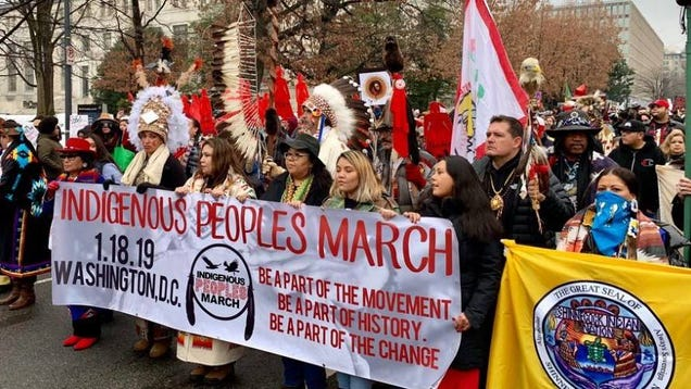 What Is the Indigenous Peoples Movement?