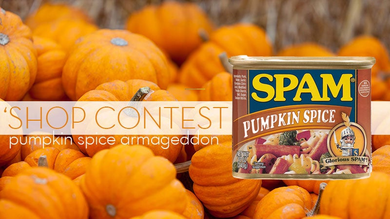 Kotaku Shop Contest Pumpkin Spice Armageddon 1730374435 on oscar mayer bologna