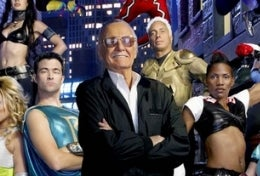 Illustration for article titled Stan Lee Coasts On Past Career To New Superhero Franchise