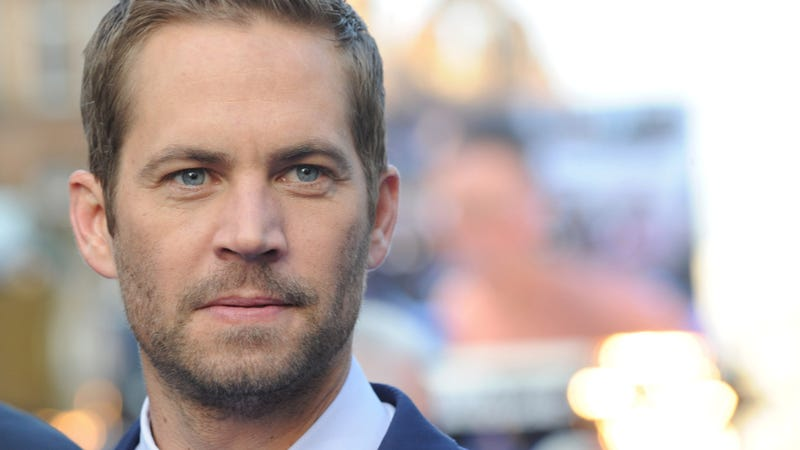 Illustration for article titled Fast And Furious Star Paul Walker Killed In Fiery Car Accident