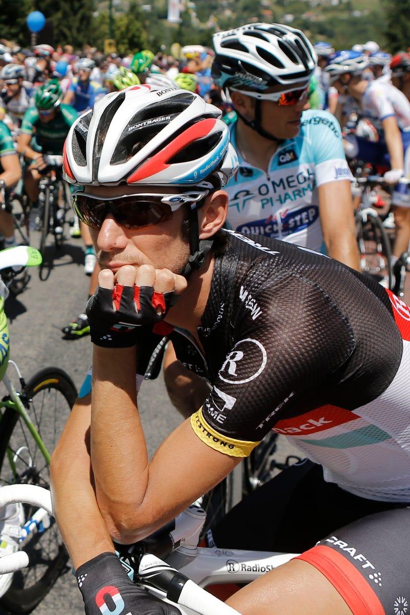 """Illustration for article titled A Novel Tour De France Doping Defense: """"I Was Poisoned"""""""