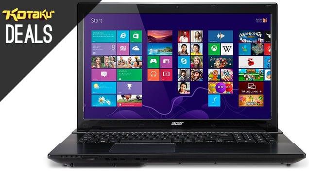 Best deals on budget laptops