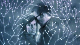 Illustration for article titled NBC has bought a TV show based on my story about psychics in love
