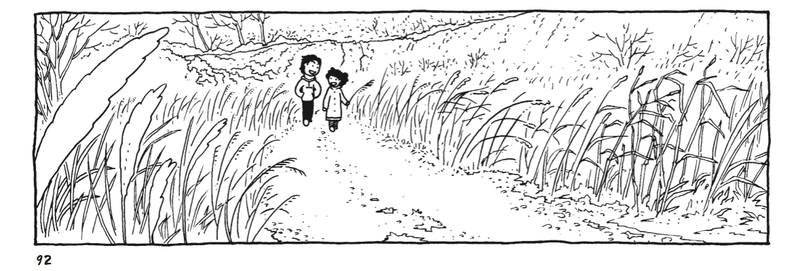 Illustration for article titled South Korean Graphic Novel Uncomfortably HappilyShowcases the Joys (and Pains) of Rural Life