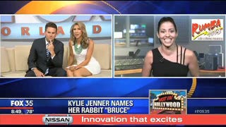 Hero Journalist loses it over Kardashian nonsense