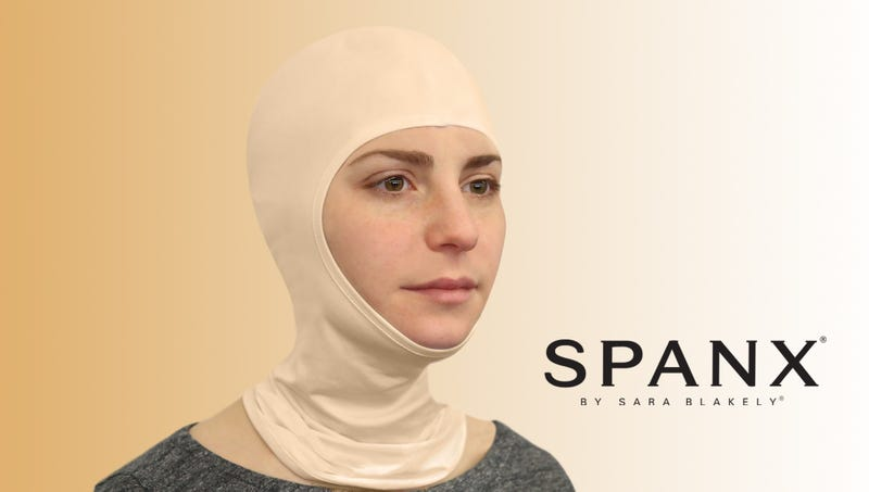 Illustration for article titled Spanx Introduces New Shapewear Hood To Smooth Unsightly Heads