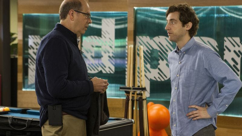 Stephen Tobolowsky, Thomas Middleditch (HBO)