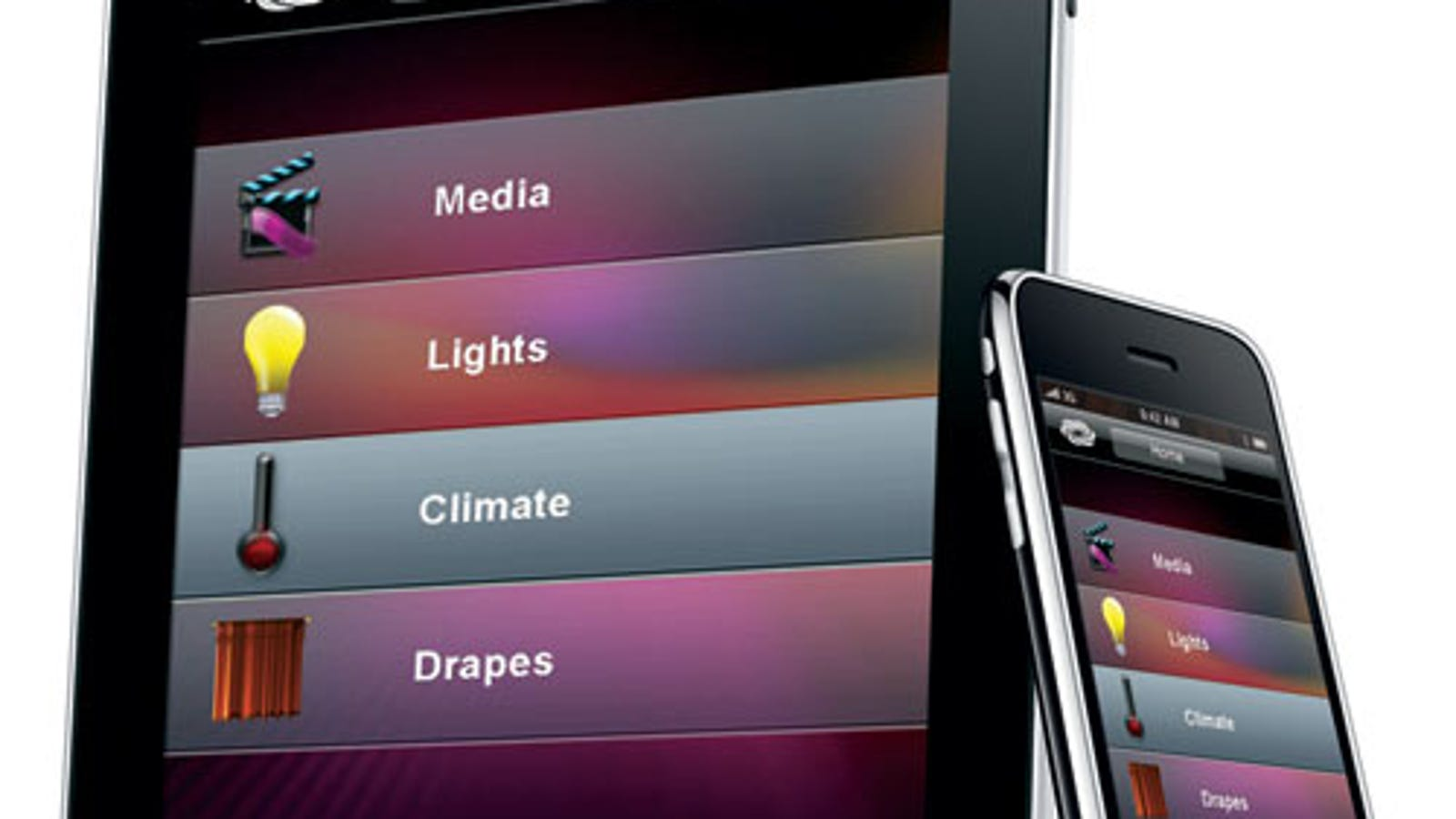 Crestron Home Automation Systems Are Now iPad Compatible