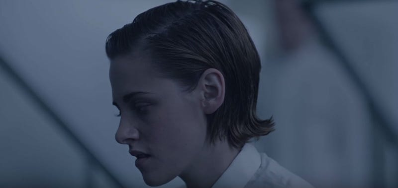 Illustration for article titled Kristen Stewart's New Futuristic Romance Looks Decidedly Unsettling