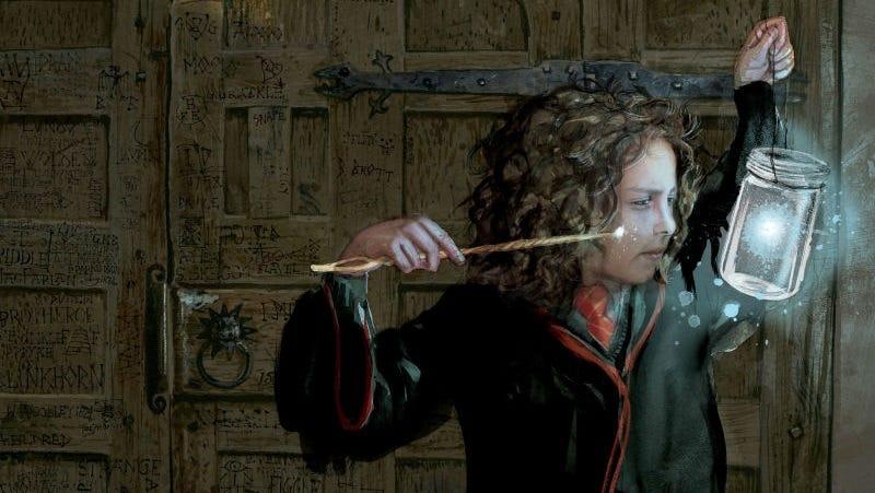 Illustration for article titled Las fascinantes ilustraciones de la nueva edición de Harry Potter y la Piedra Filosofal