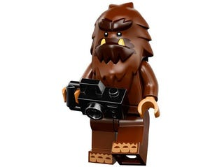 Illustration for article titled The new Monster Minifigs Collection Includes the First Lego Bigfoot