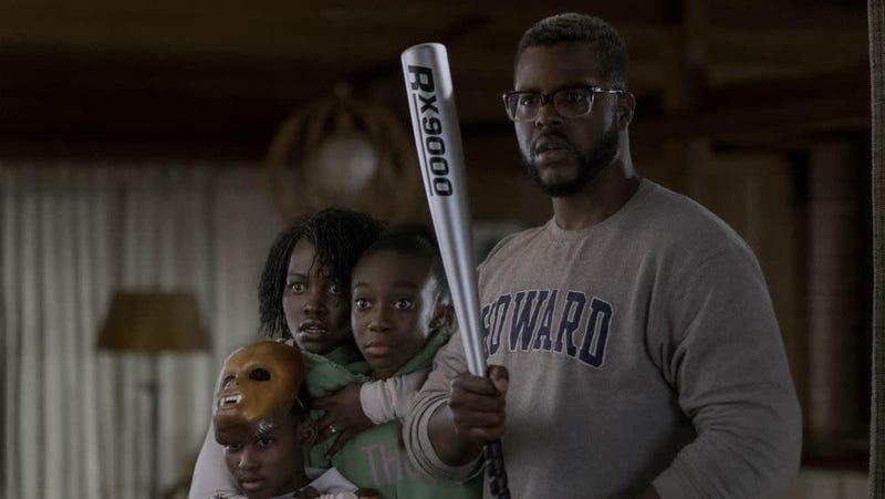 Jordan Peele says Lupita Nyong'o, Evan Alex, Shahadi Wright Joseph, and Winston Duke play specific archetypes in Us.