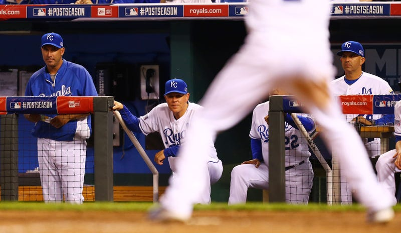 """Illustration for article titled Ned Yost On His Bullpen Moves: """"It Just Didn't Work Out"""""""