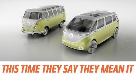 Holy Crap Volkswagen Will Build That New Microbus
