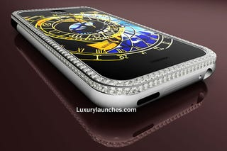 Illustration for article titled Aloisson iPhone Costs $176K, Your Dignity