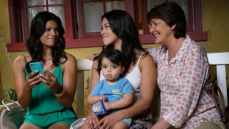 Illustration for article titled Jane The Virgin gets Biblical in a heavenly episode