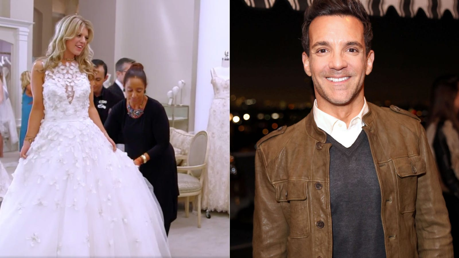 Say yes to the dress news video and gossip jezebel say yes to the dress is getting a companion wedding makeover series ombrellifo Images