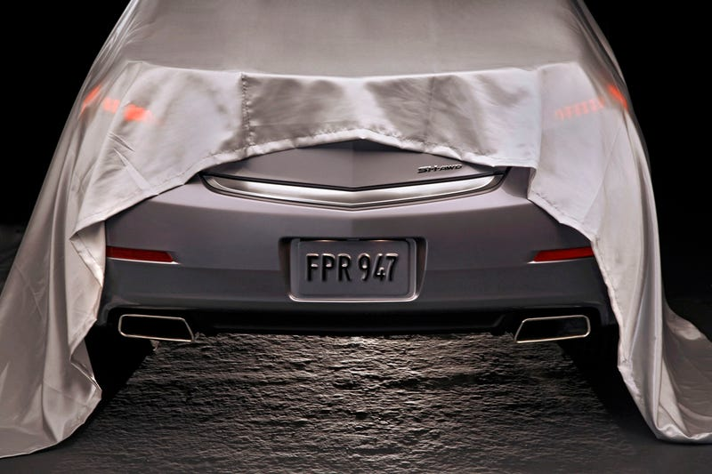 Illustration for article titled This is the Acura TL's new ass