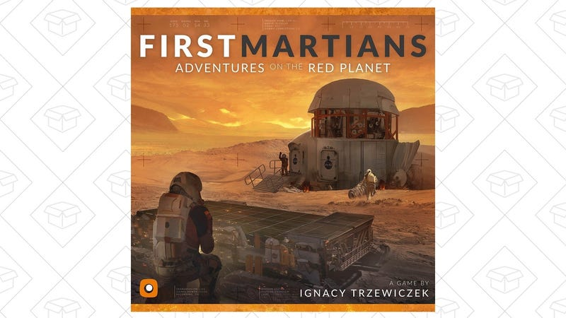 First Martians | $24 | Amazon
