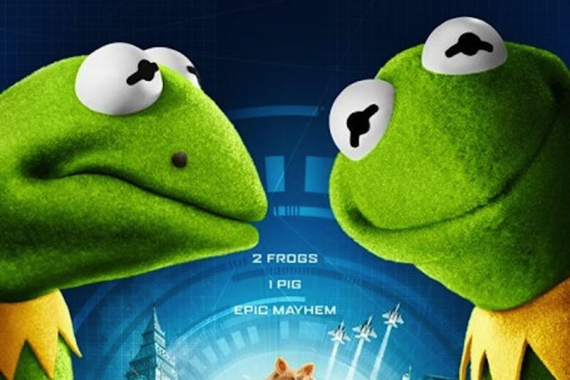 Illustration for article titled Muppets go meta...
