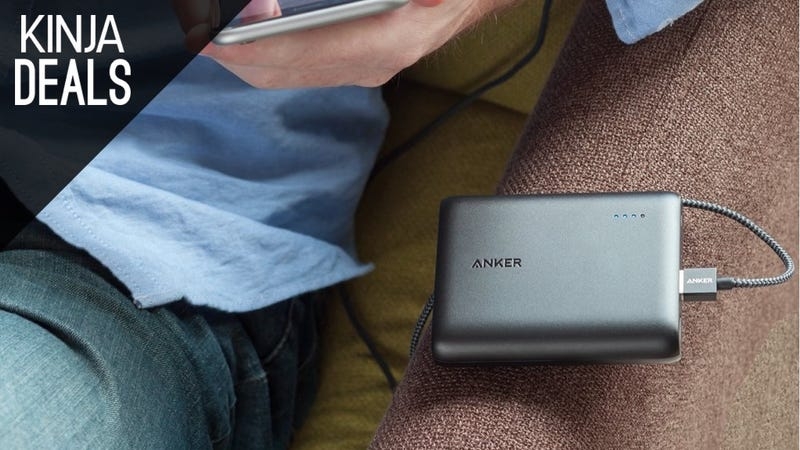 Illustration for article titled Anker's Brand New USB Battery Packs are On Sale Today