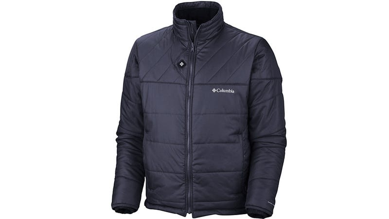 snap on heated jacket. snap on heated jacket